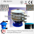 High Performance and Easy Maintain pebble vibrating screen machine sieve
