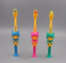 Wholesale children's soft bristle toothbrush