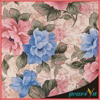 Custom Upholstery Digital Printed Cotton Canvas Fabric