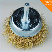 cup polishing wheel high quality abrasive tools wire brush