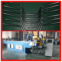 cnc full automatic steel pipe bender for motorcycle handle bar