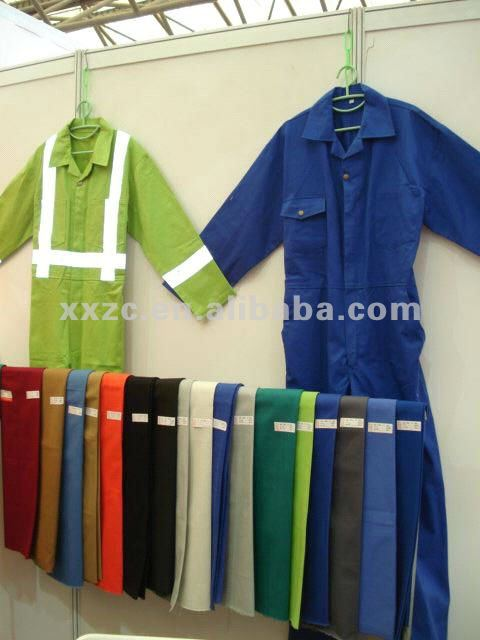 Fire Resistant Safety Clothing