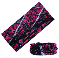 100% polyester Custom Printed Tubular Seamless Multifunctional Headband /Custom Printing Bandana