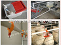 automatic poultry drinking system for chickens