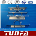 overhead line fittings/cross arm/U-shaped hoop/ section strap/Z-iron