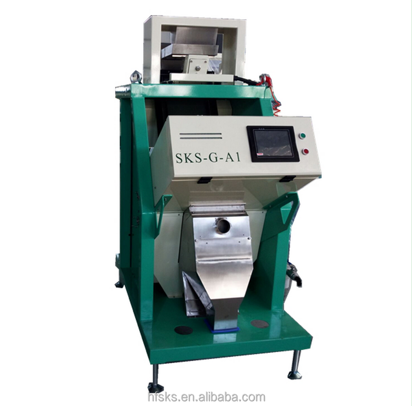 cocoa bean cleaning machine coffee bean Color Sorting Machine/cocoa beans Color Sorter