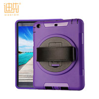 OEM/ODM popular design Silicone Material Adjustable Hand Strap tablet accessories for ipad mini 1/2/3/4 case