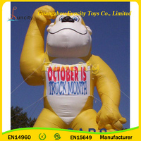 2016 Giant Inflatable Cartoon Monkey Monster, Advertising Model Inflatables for Sale