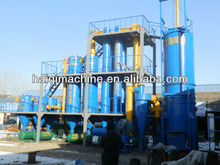 500kw wood chips gasification power plant