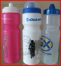 Bike Ride Plastic Sports Water Drink Bottle