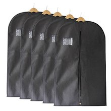Best dustproof suit carry garment bag personalized for travel