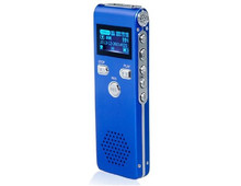 SK015 4GB/8GB Mini Digital Voice Recorder USB Telephone Recording with Repeat Function