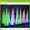 2018 advertising lighting cone, inflatable traffic cone, led lighting tower for sale