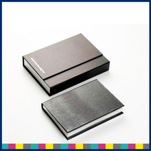new design hardcover note book printing service in china