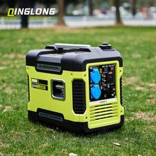 QL2000i Philippines 220v 2kw permanent magnet mobile portable inverter gasoline generator homemade generator