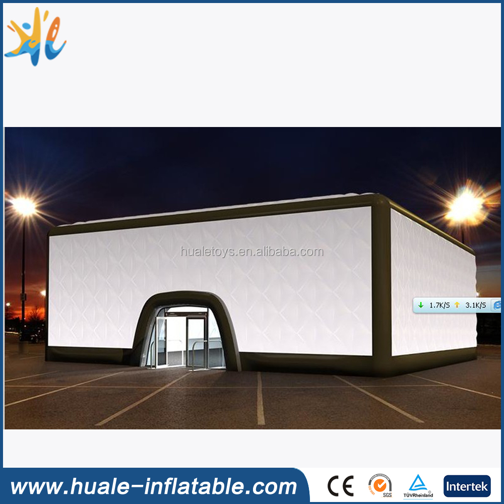 Giant inflatable house square type inflatable tent for business exhibition and advertising