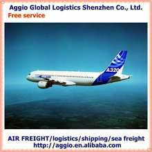aggio logistics reliable air cargo door to door service