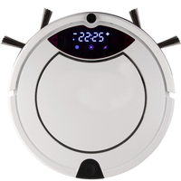 Smart Home As Seen On TV Automic Charge Robotic Vacuum Cleaner