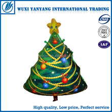 Christmas Party Decoration Inflatable Christmas Tree Helium Balloon Decoration