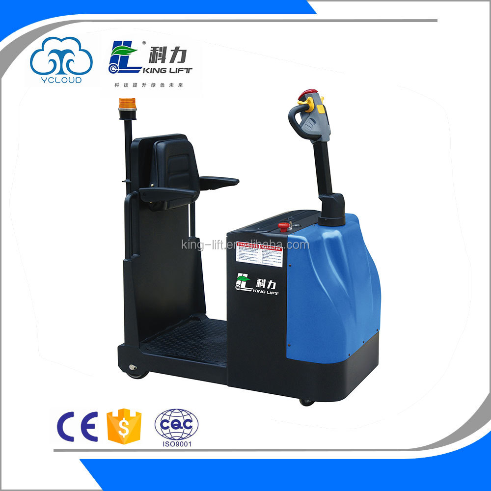 Hot selling electric tow tractor with CE certification KLB