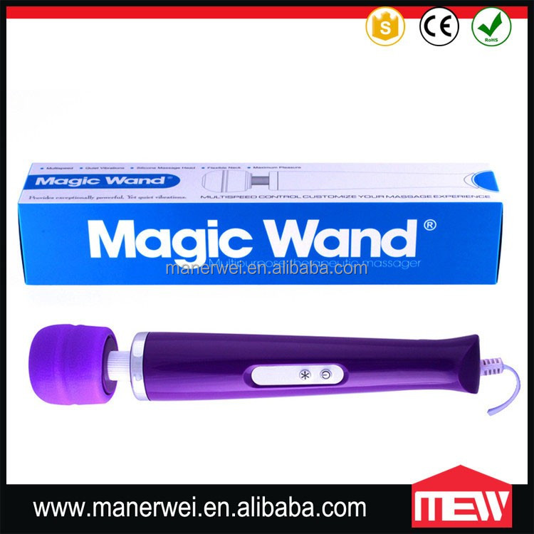 Ac Power Plug Massager Hot Sale Japan Magic Wand Vibrators Sex Products