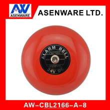 8 inch hot sale big volume bells for fire alarm system