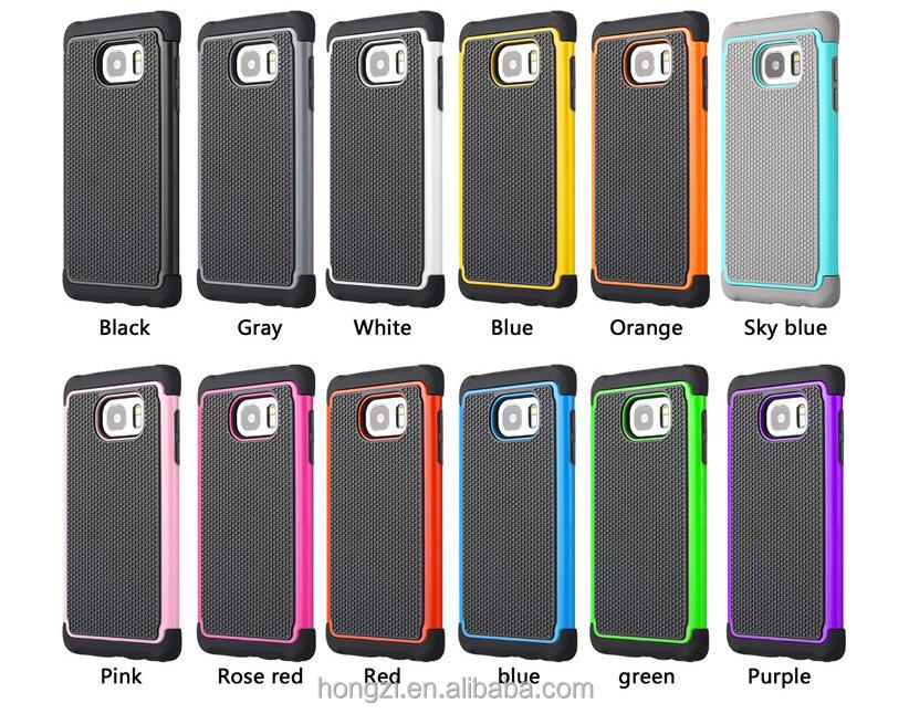 Newest 3 into 1 PC + Tpu Silicone Combo Hybrid football skin cover Case For Galaxy S5 N9600