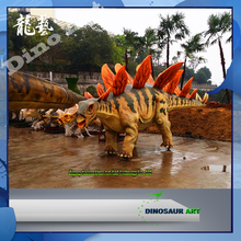 Exhibition products life size statues initiate button resin dinosaurs animatronics