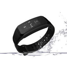 NEWYES Waterproof Portable Blood Oxygen &Pressure Monitor Sport Tracker Fitness Tracker Band with Activity