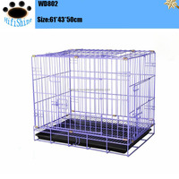 2016 folding large crates breeding pet cages for dogs
