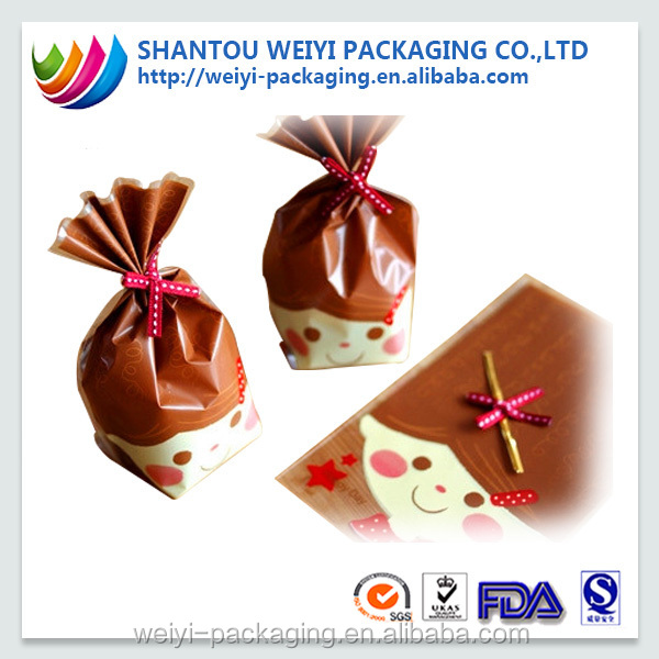 alibaba china supplier custom printed cellophane bags for sale