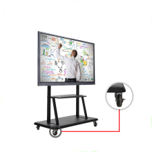 Gaoke 55 Inch Size Built In Android Window LCD Interactive Touch Screen Smart Board TV