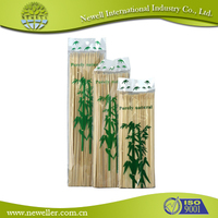 Promotional cakes ball bamboo sticks for fruit
