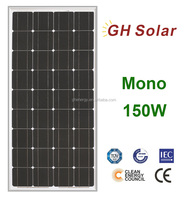 best quality top point solar panels solar pv modules solar panel price