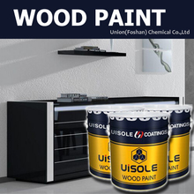 High gloss black PU lacquer , wooden furniture paint, 2k polyurethane wood paint
