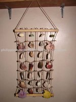 [super Deal] Regional Shells Decor Hanging Shells