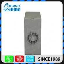 ASIAON Small Order Available Yueqing Electric Contronic Componets Sale 5a 24vac Control Timer Relay