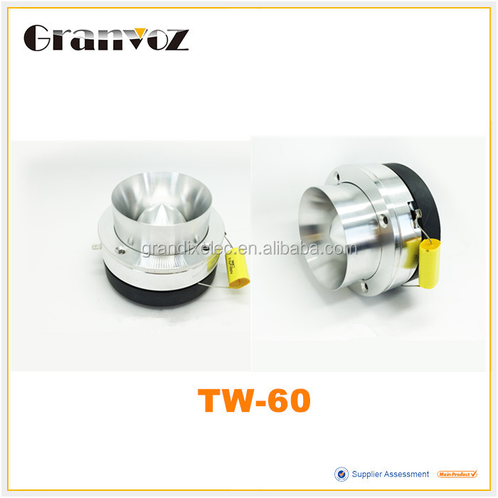 Aluminum super tweeter titanium supper tweeter,bullet tweeter
