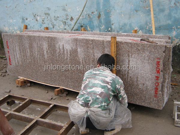 Cheap Low Price G687 Granite Slabs, Tiles Factory direct sale