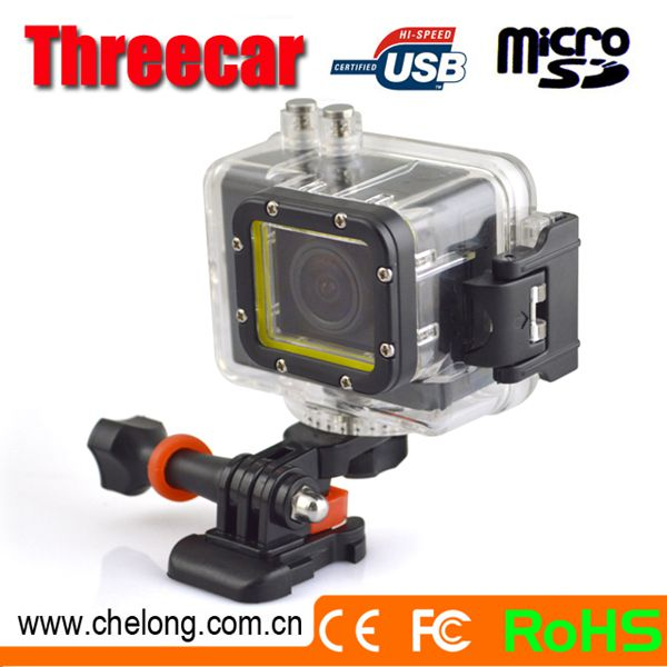 China Manufacturer Hot Sale 1080P Full HD 60m Waterproof minidv camcorder