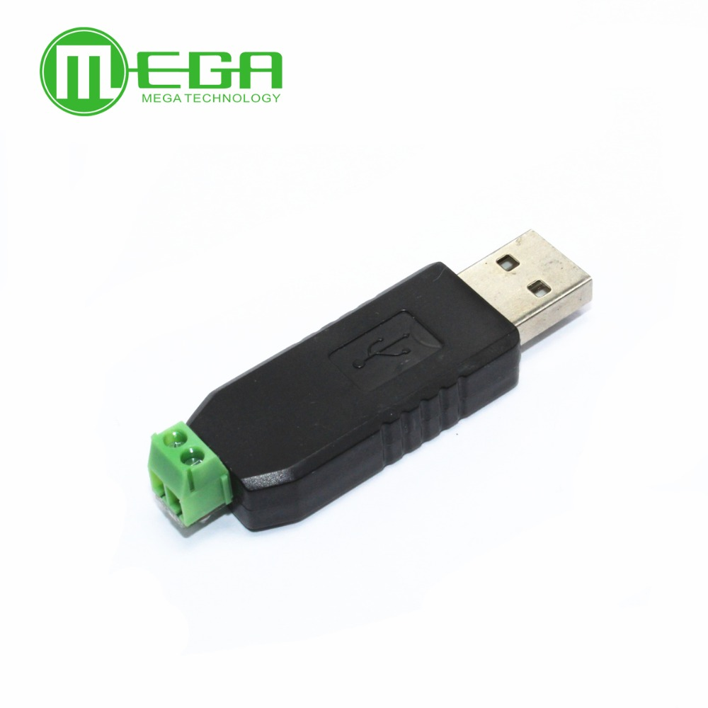 USB to RS485 USB-485 Converter Adapter Support Win7 XP Vista Linux Mac OS WinCE5 in stock hot sale