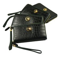 Top brand german leather wallet case for men with movalbe card holder
