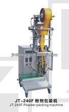 JT-240F 4 sides sealing powder packing machine/Automatic plastic bag small Packaging Machine