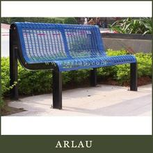 Arlau outdoor long bench,3 seater bench,garden arch with bench