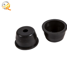 Molded Customized Chair Leg Caps Rubber Parts