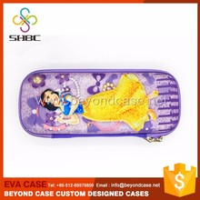 Frozen princess doll pattern stationery set/school suppliers/pencil case/ruler/sticker/eraser/kid gift