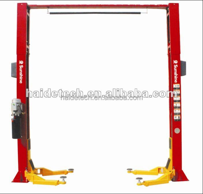 auto hydraulic car lift QJ-Y-2-45A