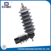 CHBC Best Quality 10KA Class 2 High Voltage 24KV Lightning Fall Surge Arrester