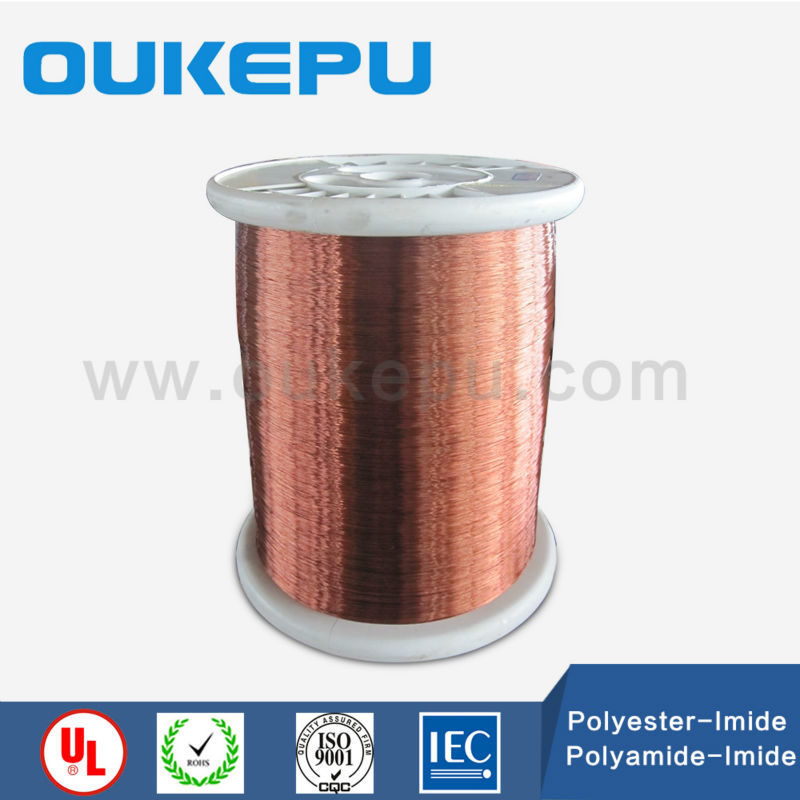 Customized enamel wire coating for supermarket use