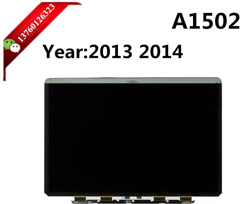 "2013 2014 Years A1502 LCD New 13.3"" retina display a1502 LED laptop lcd screen for macbook pro 13"" a1502 LCD LSN133DL02 LP133WQ1"